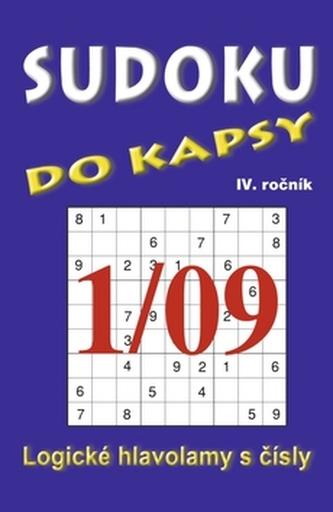 Sudoku do kapsy 1/09