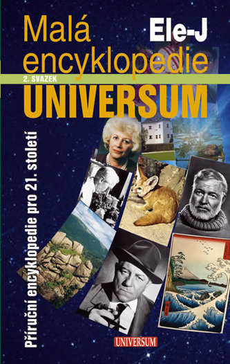Malá encyklopedie UNIVERSUM Ele-J 2.svazek