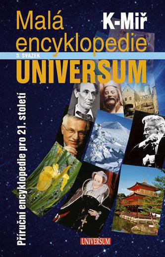 Malá encyklopedie UNIVERSUM K-Miř 3.svazek