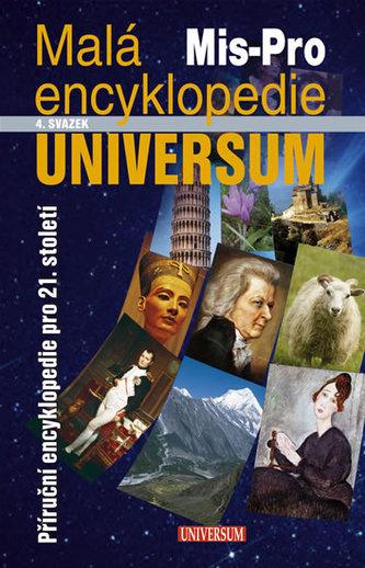 Malá encyklopedie UNIVERSUM Mis-Pro 4.svazek