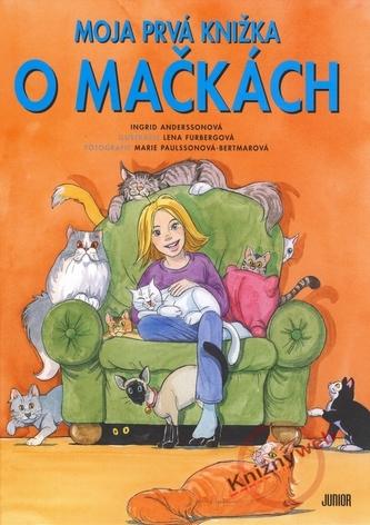 Moja prvá knižka o mačkách