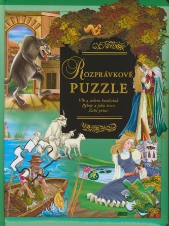 Rozprávkové puzzle