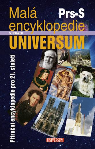Malá encyklopedie UNIVERSUM Prs-S 5. svazek