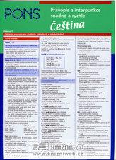Pravopis a interpunkce snadno a rychle Čeština