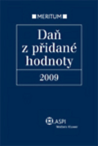 Daň z přidané hodnoty 2009