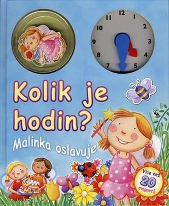Kolik je hodin? Malinka oslavuje