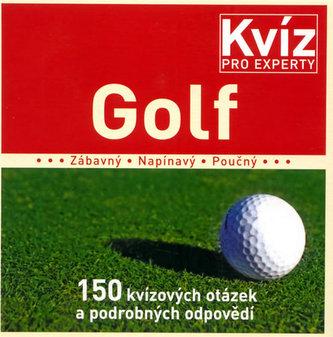 Golf Kvíz pro experty