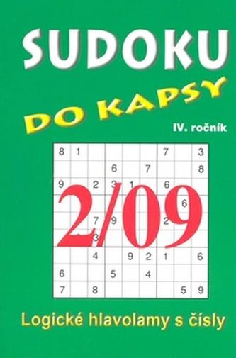 Sudoku do kapsy 2/09