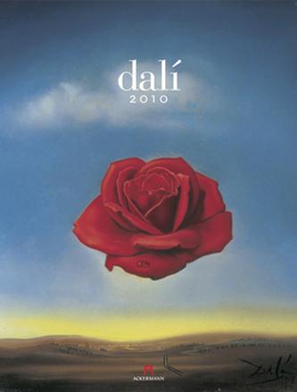 Salvador Dalí 2010 - nástěnný kalendář