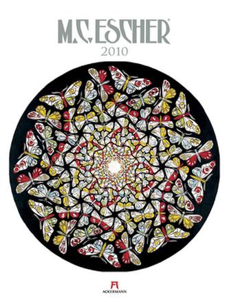 M.C.Escher 2010 - nástěnný kalendář