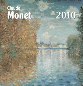 Claude Monet 2010 - nástěnný kalendář