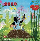 Krteček 2010 - nástěnný kalendář