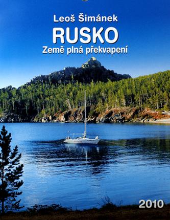 Rusko 2010 - nástěnný kalendář