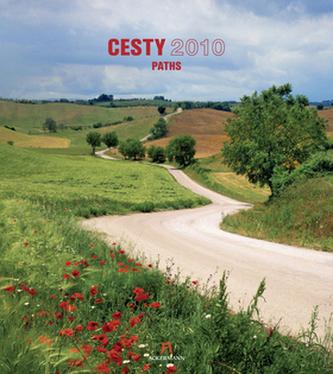 Cesty 2010 - nástěnný kalendář