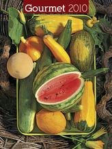 Gourmet 2010 - nástěnný kalendář