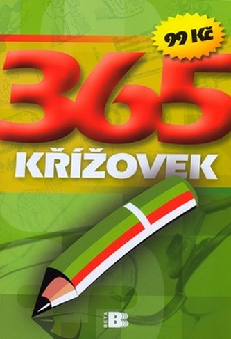 365 křížovek zelená