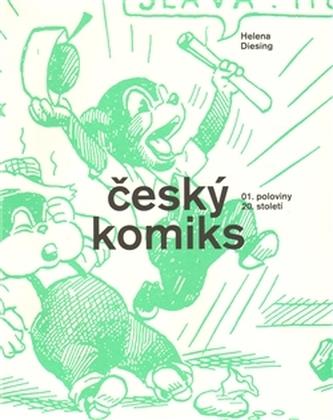 Český komiks první poloviny 20. století