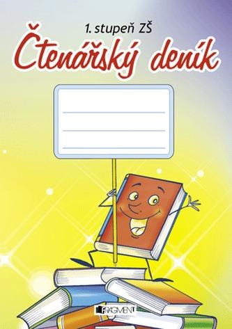 Čtenářský deník 1. stupeň ZŠ - Dana Holečková