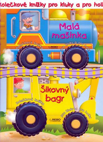 Kolečkové knížky pro kluky a pro holky