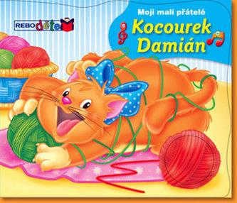 Kocourek Damián - Moji malí přátelé - zvuková