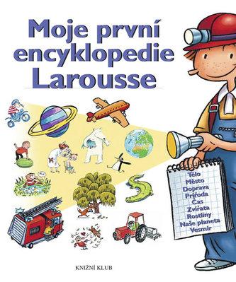 Moje první encyklopedie Larousse