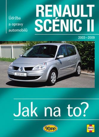 Renault Scenic II od r.2003 do r.2009 - Pete Gill