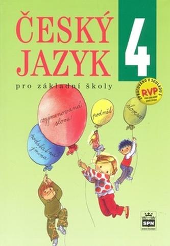 Český jazyk 4 pro základní školy