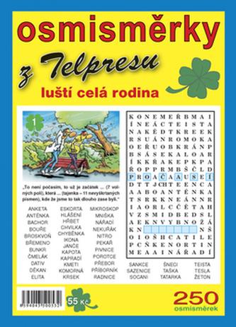 Osmisměrky z Telpresu luští celá rodina 2/2009