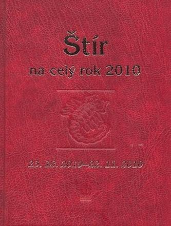 Štír na celý rok 2010