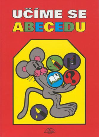 Učíme se abecedu - Marcela Hajtášová; Marcela Hajtášová