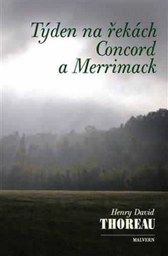 Týden na řekách Concord a Merrimack - David Henry Sterry