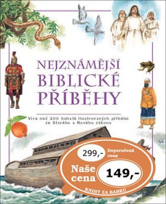 Nejznámější biblické příběhy