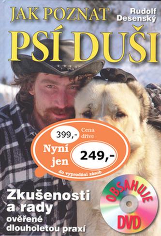Jak poznat psí duši + DVD