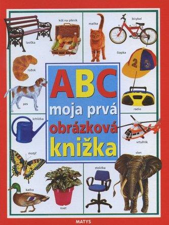 ABC moja prvá obrázková knižka