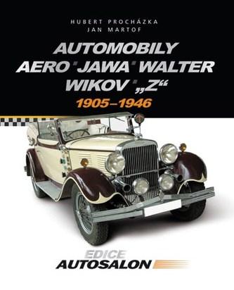 """Automobily Aero, Jawa, Walter, Wikov, Z"""""""""""