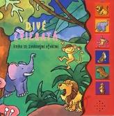 Divé zvieratá - kniha so zvukovými efektmi