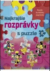 Najkrajšie rozprávky s puzzle 2