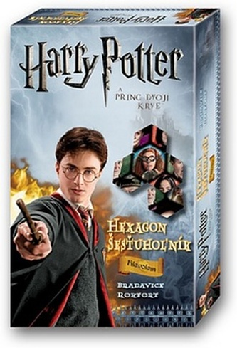 Harry Potter a Princ dvojí krve Hexagon