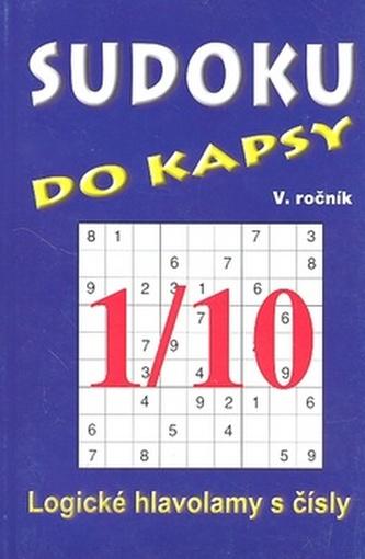 Sudoku do kapsy 1/10