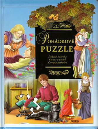 Pohádkové puzzle Šípková Růženka