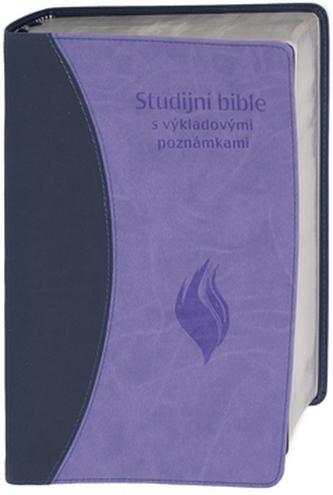 Studijní Bible s výkladovými poznámkami