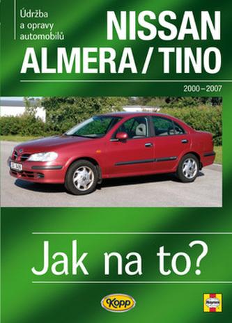 Nissan Almera/Tino - Gill Peter T.