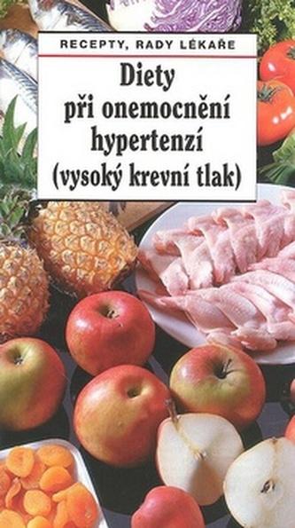 Diety při onemocnění hypertenzí (vysoký krevní tlak) - Pavel Gregor