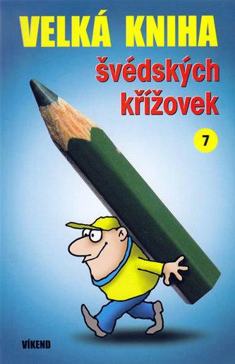 Velká kniha švédských křížovek 7.