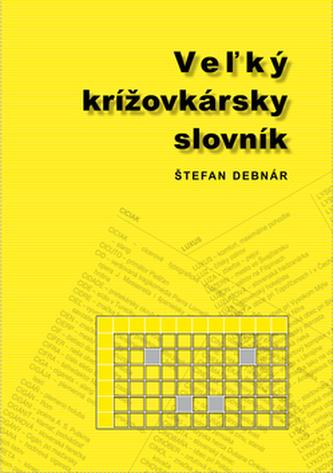 Veľký krížovkársky slovník