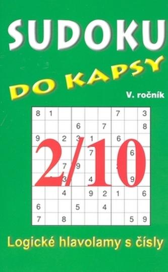 Sudoku do kapsy 2/10