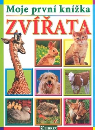 Moje první knížka Zvířata