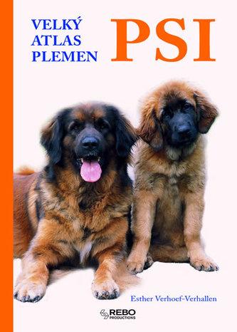 Psi - Velký atlas plemen