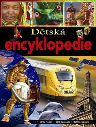 Dětská encyklopedie - Rebo