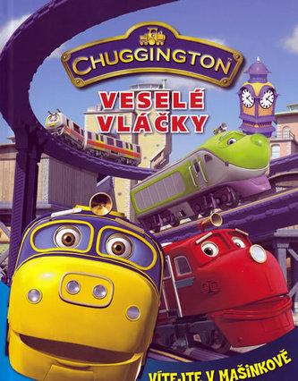 Chuggington Veselé vláčky